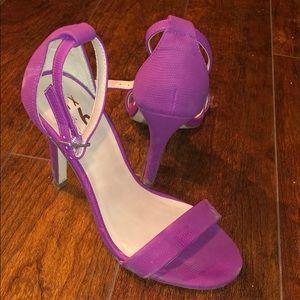 Single Strap heels